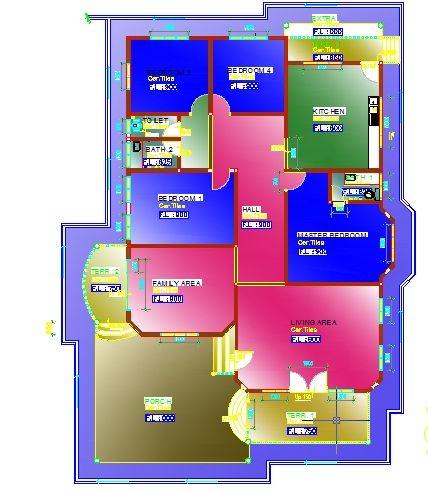 Buat Pelan Rumah Bernilai Plan Preview