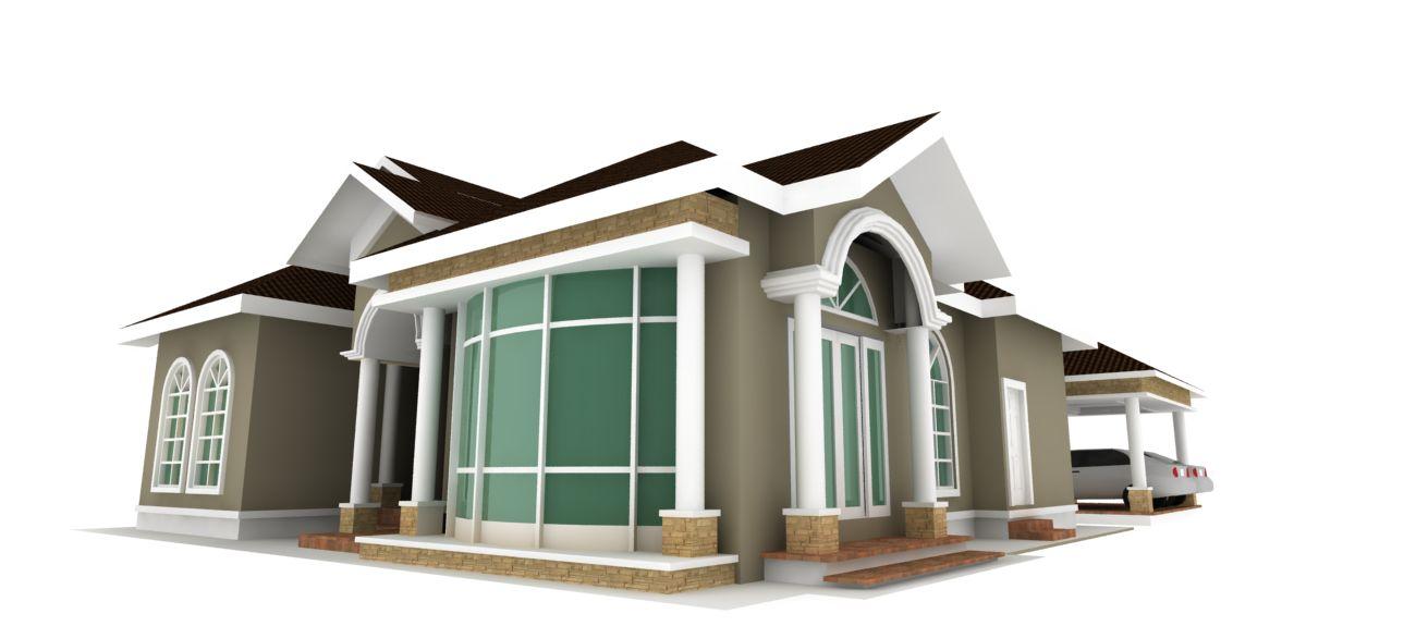 Contoh Pelan Rumah Banglo Setingkat Bermanfaat Pelan Rumah Banglo Terkini
