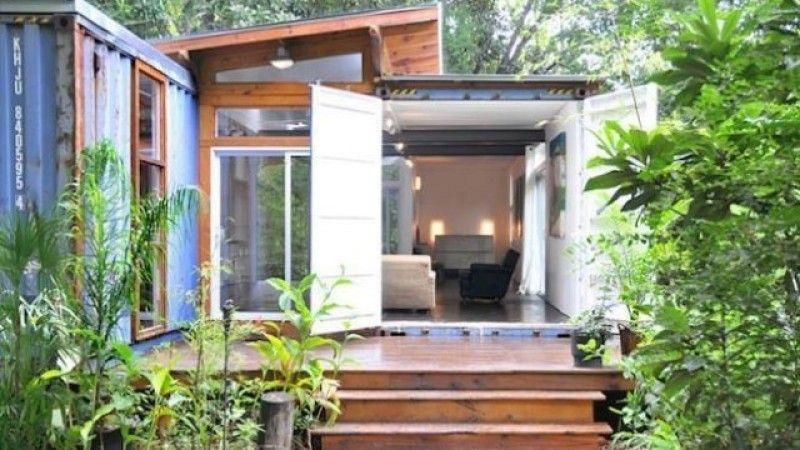 Contoh Pelan Rumah Kedai Baik 13 Contoh Rekaan Rumah Kontena Untuk Inspirasi anda