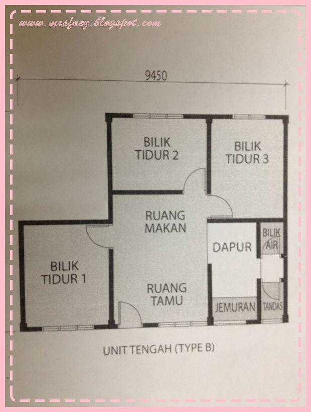 Contoh Pelan Rumah Kos Rendah Terbaik ♥ istana Kecil Kami Part 1 Mrs Faez