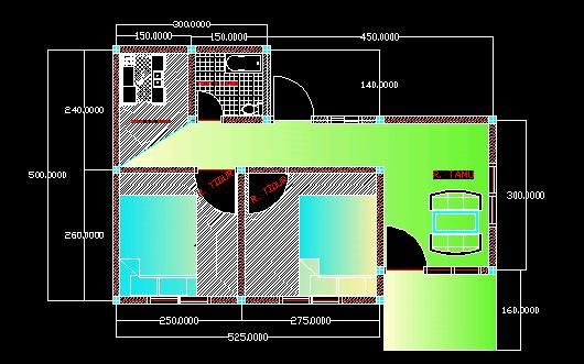 Contoh Pelan Rumah Lengkap Terhebat Design Rumah Tinggal Maret 2012