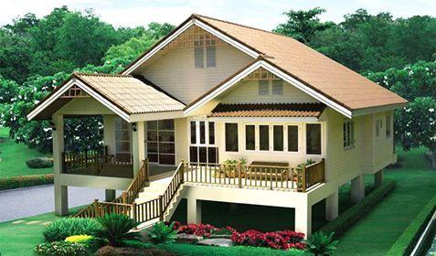 Contoh Pelan Rumah Pengantin Baik Rumah Bertiang