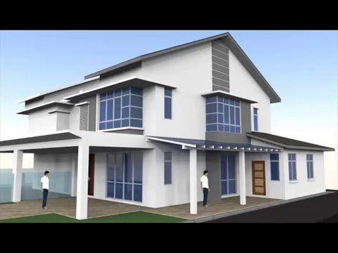 Contoh Pelan Rumah Teres 2 Tingkat Baik Rekabentuk Ubahsuai Rumah Teres 2 Tingkat End Lot Di Seksyen 32