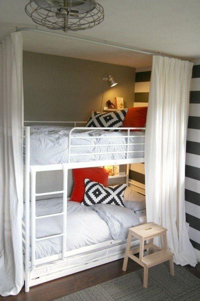7 Ruang Tidur Berkongsi
