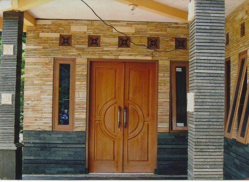Deko Cat Luar Rumah Menarik Model Keramik Dinding Inspiratif