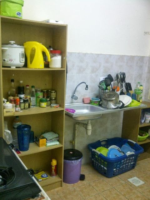 Deko Dapur Kecil Rumah Teres Menarik Our Stories My Little Kitchen