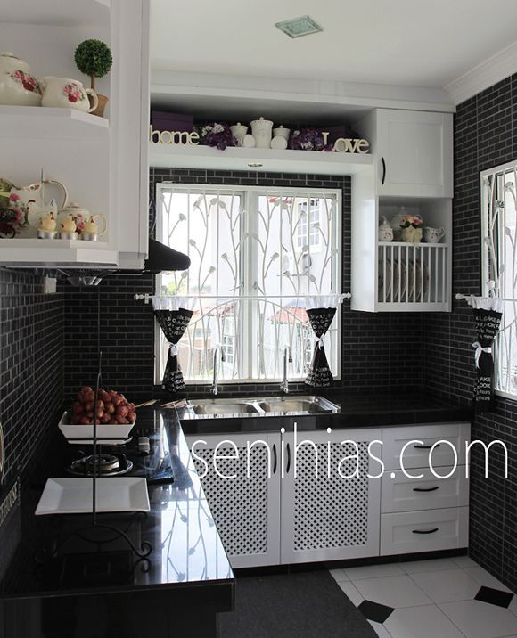 Love it Dapur kecil