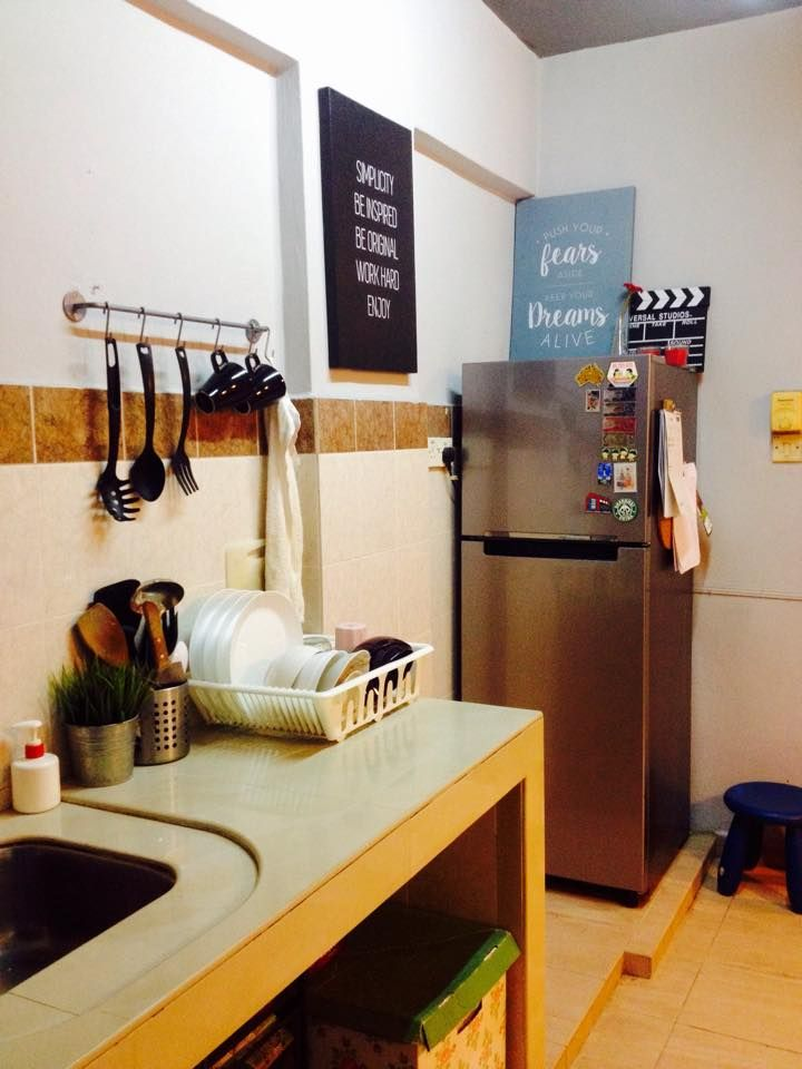 Deko Dapur Rumah Ppr Hebat Wanita Ini Kongsi Tip Bagaimana Hias Rumah Flat Jadi Sebegini Cantik