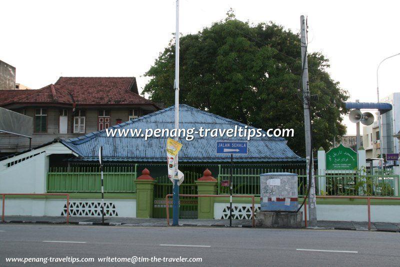 Deko Halaman Rumah Semi D Power Masjid Tarik Air Burmah Road George town Penang