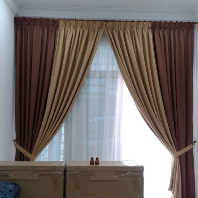 Perkongsian Pelbagai Tips Bagi Deko Langsir Rumah Deko Rumah