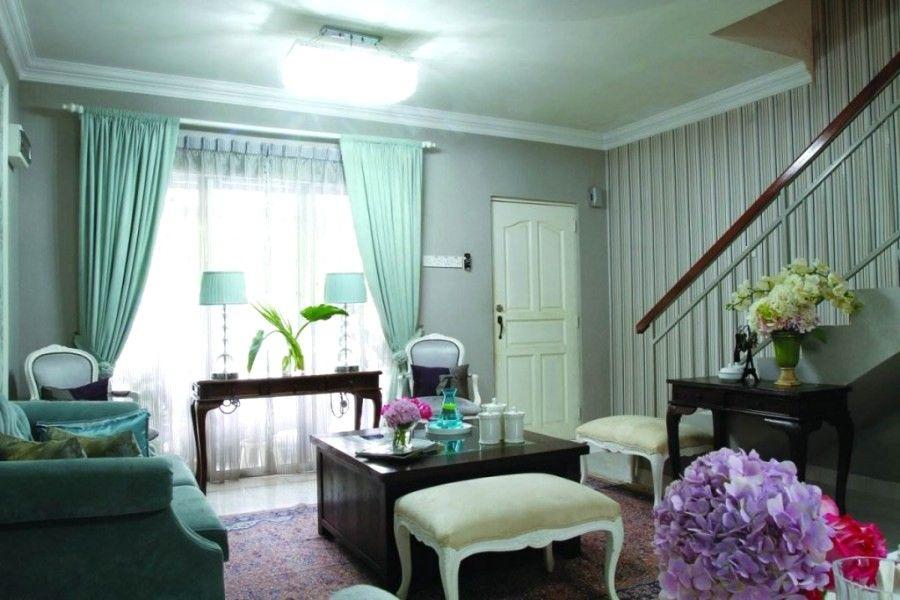 Deko Ruang Tamu Rumah Kos Rendah Meletup Hiasan Dalaman Ruang Tamu Rumah Kayu Avec Hiasan Dalaman Rumah Teres