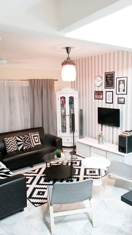Lihat Pelbagai Tips Bagi Deko Ruang Tamu Rumah Teres 2 Tingkat Deko Rumah