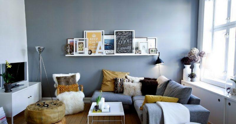 Deko Rumah Bajet Bernilai 6 Tip Wajib Guna Untuk Dekor Ruang Tamu Sempit Nampak Luas Impiana