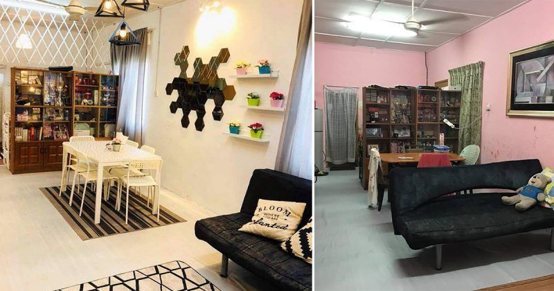 Deko Rumah Bajet Menarik Berjaya Pujuk Suami Deko Rumah Siap Dalam Masa 24 Jam isteri Ini