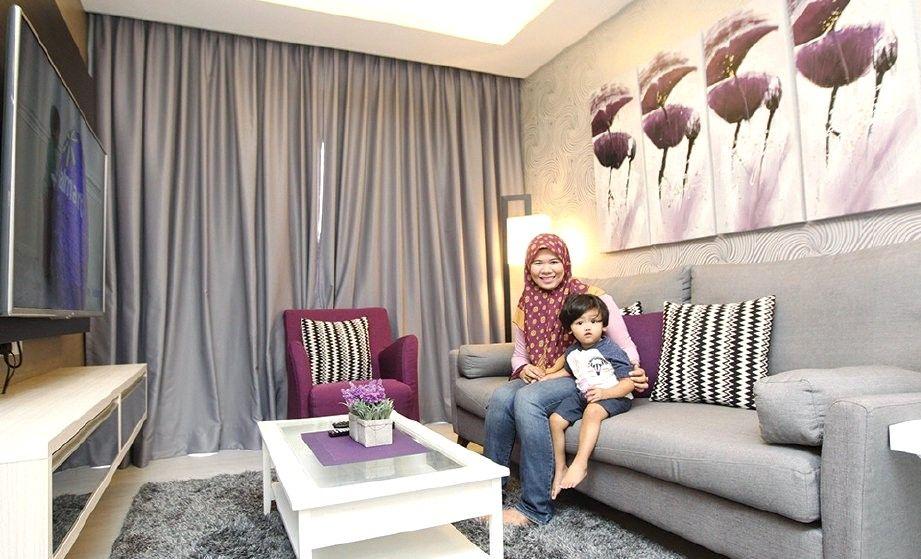 Deko Rumah Bajet Rendah Meletup Hartabumi Twitter Tips Deko Rumah Apartment Flat Untuk Raya Avec