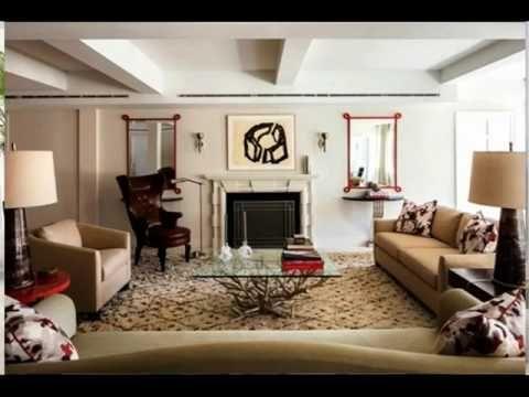 Hiasan Ruang Tamu mewah Dan Elegan