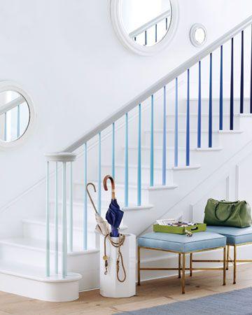 Deko Rumah Biru Hebat Vthreeblue Langkah Langkah Dekorasi Rumah Bertema Biru