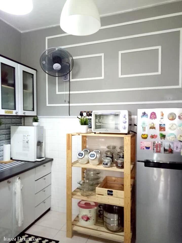 Decoration Dapur Rumah Flat Oh Decor Curtain Avec Deco Rumah Flat Kos Rendah Et Media Id 91 Ilham Dekorasi Susun Atur Perkakas Dapur Rumah