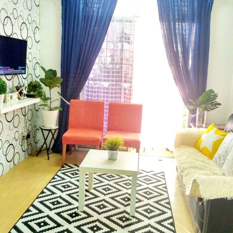 GAMBAR Hias Rumah Sewa Flat 805 Sqf Dengan Perabot Hotel Terpakai Avec Deco Rumah Flat Et N 29 Sengaja Taknak Penuhkan Rumah Yang