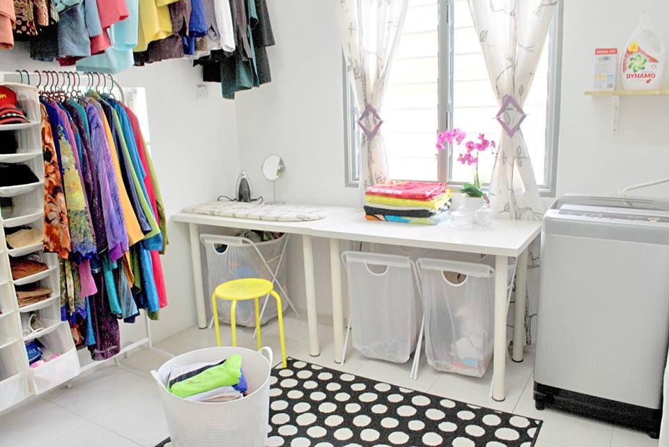 dekorasi ruang laundry 6