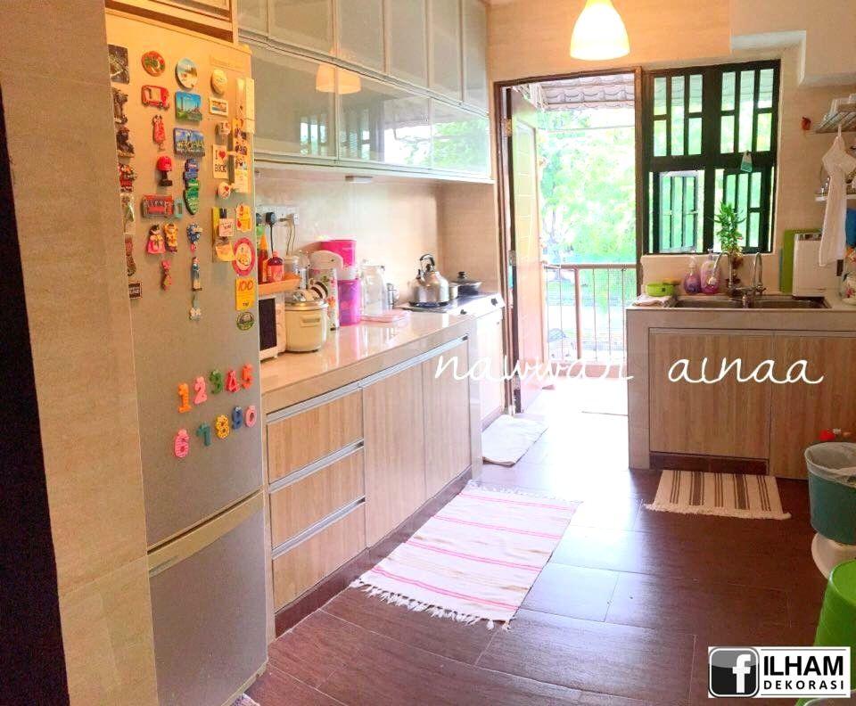 Deko Rumah Flat Ppr Meletup Dekorasi Dapur Rumah Flat Slide View Avec Deko Rumah Flat Et Media