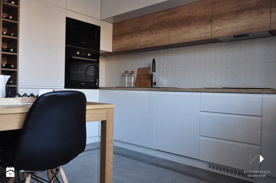 Kuchnia styl Nowoczesny zdjęcie od Architekt wnętrz Klaudia Pniak