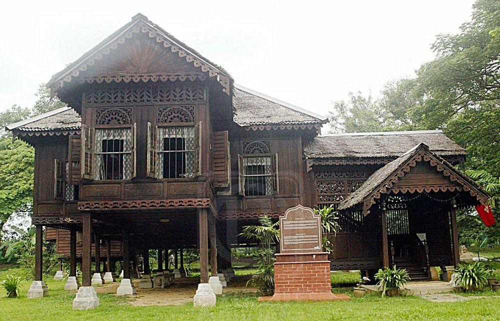 Deko Rumah Kayu Kampung Terhebat Utamakan Reka Bentuk Melayu Tradisional forum Utusan Line