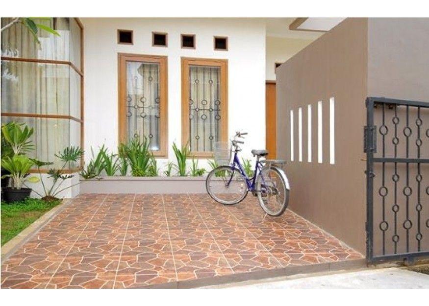 Model keramik teras terbaru