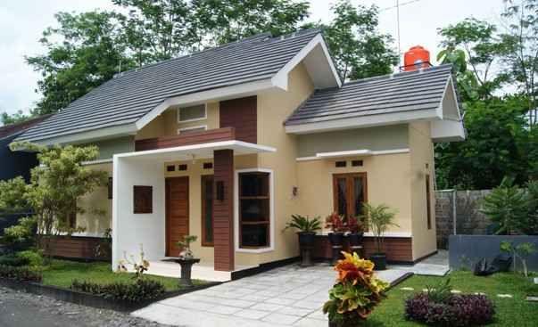 15 Gambar Cantik Ide Kreatif Dari Dekorasi Rumah Kampung Minimalis
