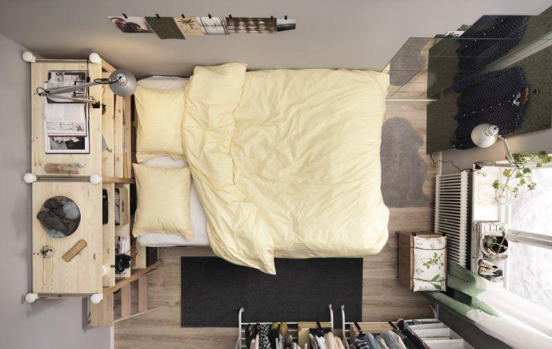 Tak Tahu Macam Mana Nak Hias Bilik Tidur Sempit Ikuti Tip Ini