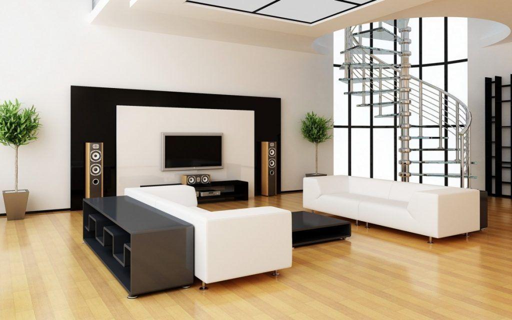Dekorasi Ruang Tamu Minimalis Modern