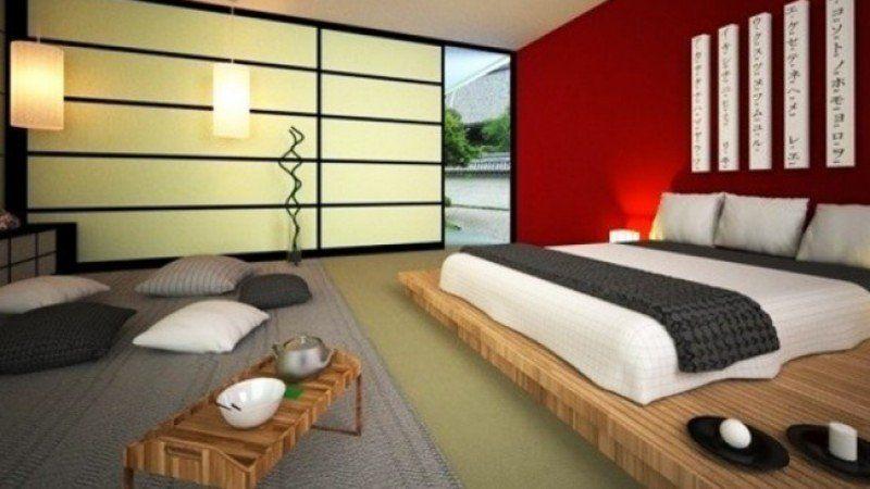 Deko Rumah Moden Kontemporari Penting 18 Konsep Bilik Tidur Jepun Dengan Sentuhan Kontemporari