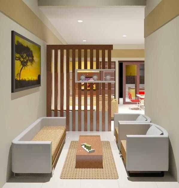 18 Gambar Contoh Ide Kreatif Dari Interior Dekorasi Rumah