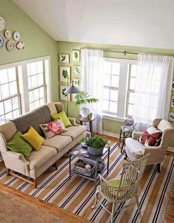 Deko Rumah Sebelum Dan Selepas Terhebat Bisik Bisik Int N Dekorasi Rumah Ruang Tamu