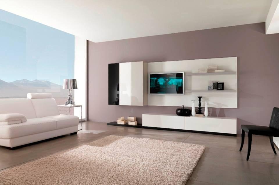 VIEW IN GALLERY Contoh cat ruang tamu minimalis dengan pemilihan warna lembut