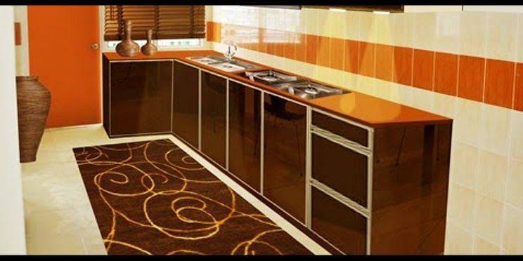 Berkongsi Gambar Hiasan Rumah Teres Setingkat Contoh Reka Bentuk Dapur Rumah Teres