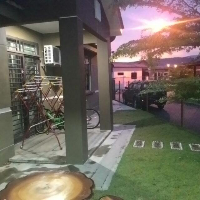 Deko Rumah Teres 20x70 Terhebat Rumah Teres Lot Antarabangsa Utk Di Jual Corner Lot Property Untuk