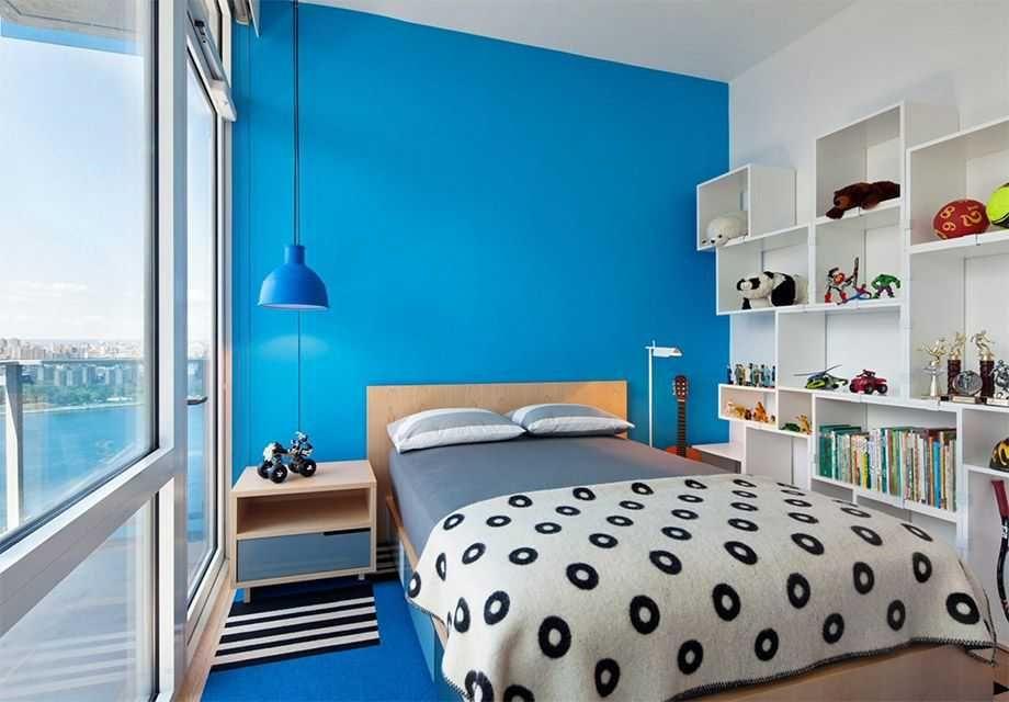 Deko Rumah Warna Biru Hebat 15 Sketsa Cantik Ide Kreatif Dari Dekorasi Kamar Biru Pink