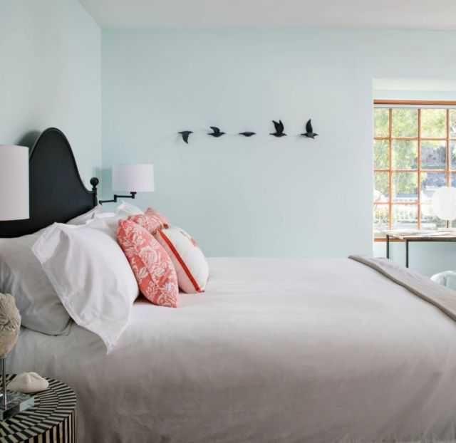 Dekorasi Kamar Warna Biru Pastel 15 Baru Ide Kreatif Dari 13 Warna Cat Dinding Untuk Mengelabui