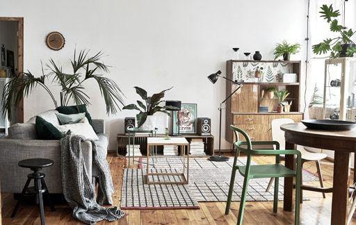 Deko Siling Rumah Meletup Idea Ikea