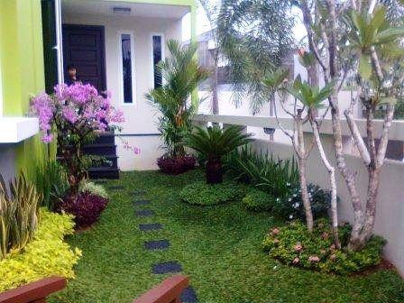 Cara Membuat Taman Kecil Di Depan Rumah  himpunan pelbagai cadangan untuk deko taman rumah deko rumah