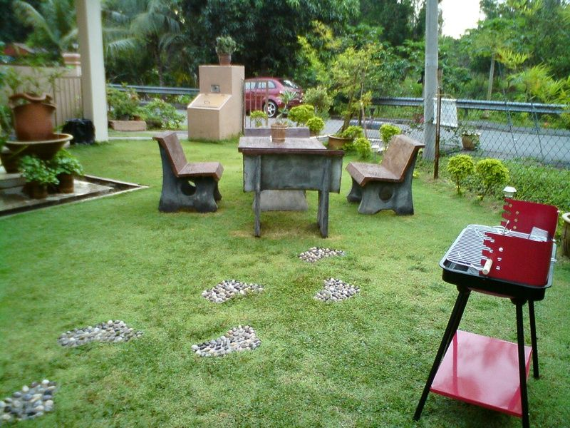 Deko Taman Rumah Hebat Homestay for Muslim