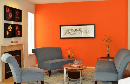 Deko Warna Cat Rumah Baik Warna Cat Ruang Keluarga