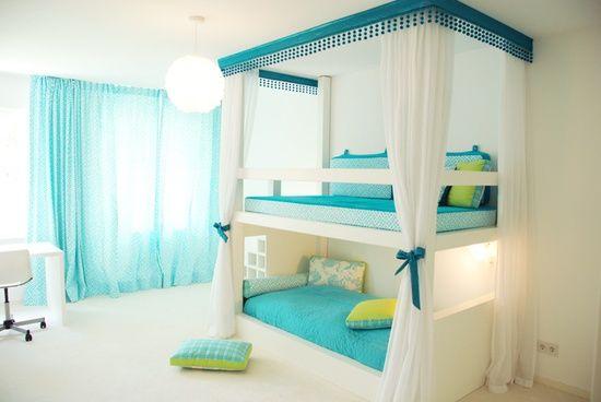 Dapatkan Pelbagai Cetusan Idea Untuk Dekorasi Bilik Tidur Anak Perempuan Deko Rumah