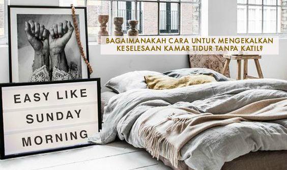 Bilik tidur antara tempat paling lama kita luangkan masa sebenarnya 8 jam sehari untuk melelapkan mata semestinya kita mahukan ruangan kamar tidur yang