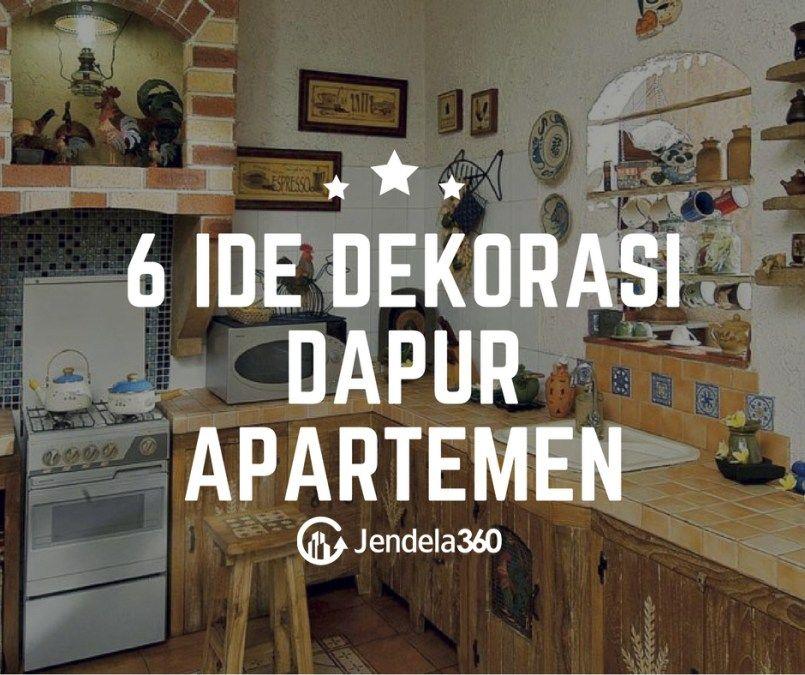 Dekorasi Dapur Bernilai Dekorasi Dapur Apartemen Ada 6 Ide Mudah Mendekorasinya