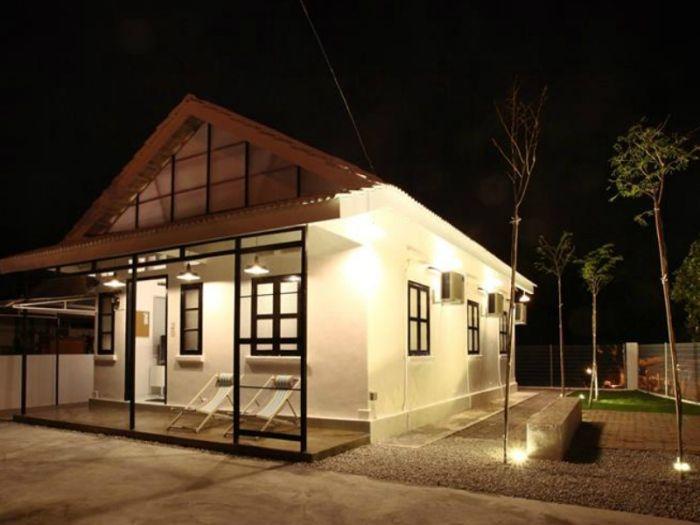 Rumah Lama Ini Di Ubah Suai Menjadi Homestay Yang Menarik Dengan Menggunakan Barang IKEA Global Dekor Impiana