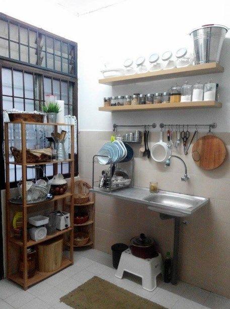 Dekorasi Dapur Kecil Hebat 6 Trik Cerdas Untuk Merancang Dapur Kecil Dekorasi Dapur