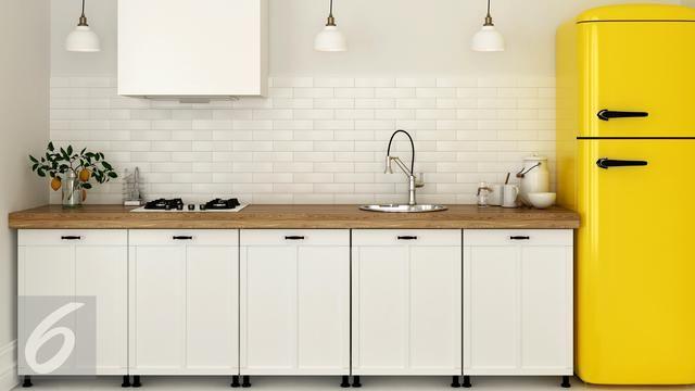 Dekorasi Dapur Kecil Power 6 Trik Pintar Untuk Dekorasi Dapur Kecil Lifestyle Liputan6
