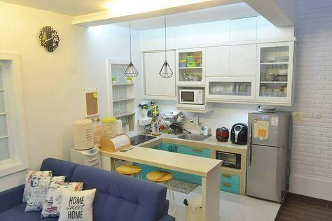 Jom Tengok Pelbagai Cetusan Ilham Untuk Dekorasi Dapur Kecil Deko